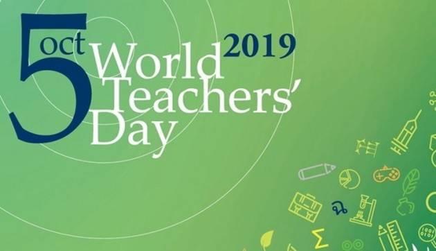 CNDDU Giornata internazionale degli insegnanti 2020 il 5 ottobre