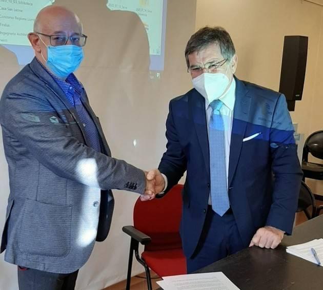 LombNelMondo : Associazione Mantovani nel Mondo ha firmato un Protocollo d ' intesa con il Museo Nazionale dell ' Emigrazione di Genova