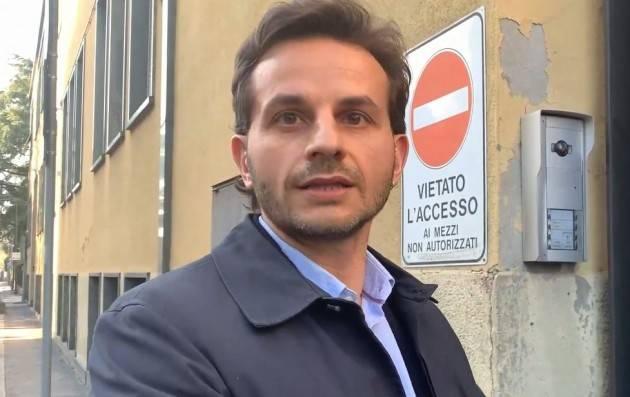 Marco Degli Angeli (M5S) Risponde al alcune domande sulla collaborazione con il PD