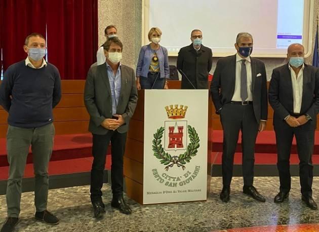 Milano BIOPIATTAFORMA CAP-CORE: A SESTO SAN GIOVANNI LA FIRMA DEL PROTOCOLLO D'INTESA PER L'ISTITUZIONE DEL RESIDENTIAL ADVISORY BOARD (RAB)