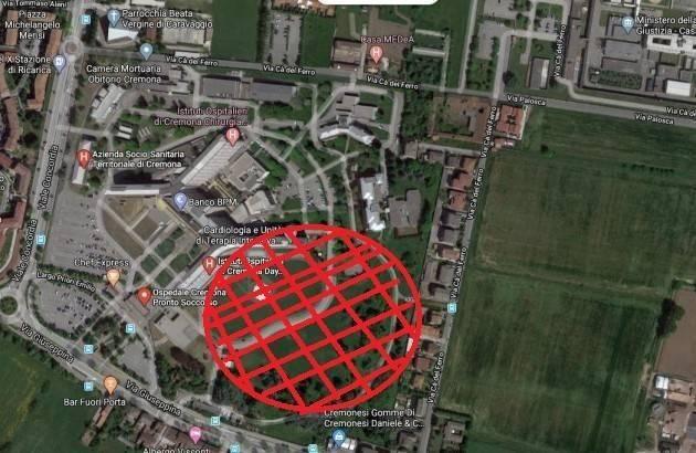 Ancora sul nuovo Ospedale a Cremona Il nostro sondaggio è ancora aperto  | G.C.Storti