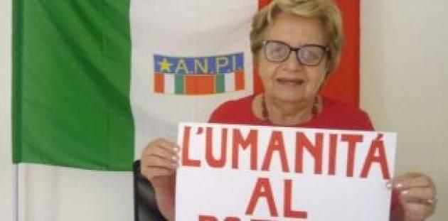 Carla Nespolo Anpi , Landini, perdita dolorosa per Paese e sindacato