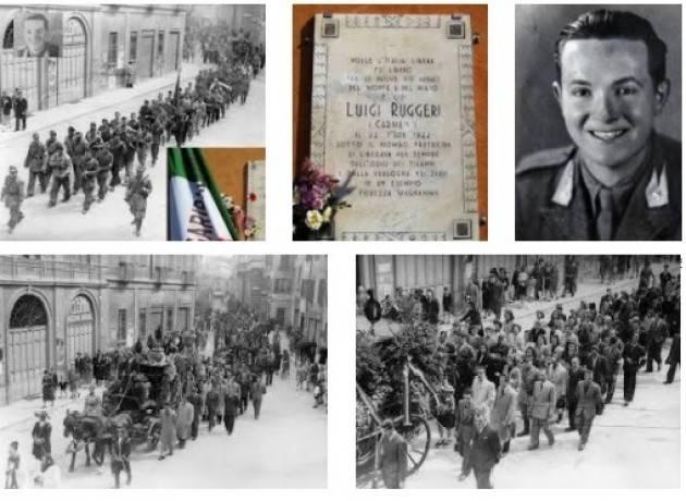 Pozzaglio (Cremona)  Commemorazione di  LUIGI RUGGERI 'CARMEN' Sabato 10 ottobre