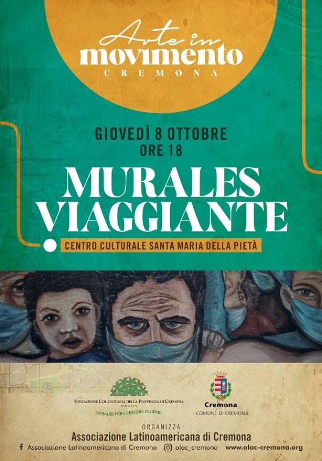 Arte in Movimento, il nuovo progetto dell'Associazione Latinoamericana di Cremona