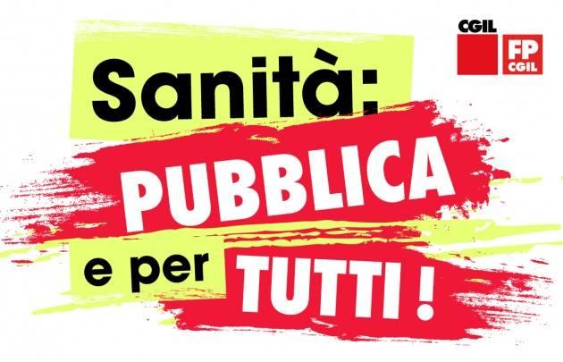 Sanità: Cgil e Fp, 10 ottobre manifestazione con Landini e Speranza