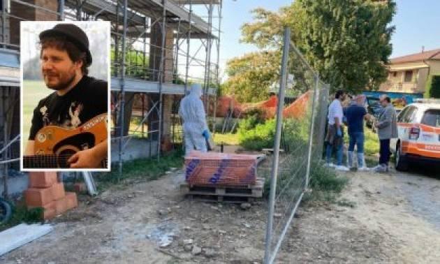 GIALLO DEI SABBIONI: MAURO PAMIRO NELLE TELECAMERE