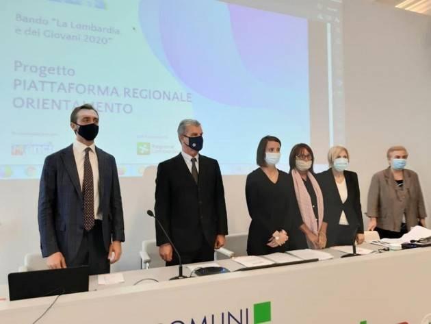 Bando 'La Lombardia è dei Giovani 2020'  Cremona capofila del progetto