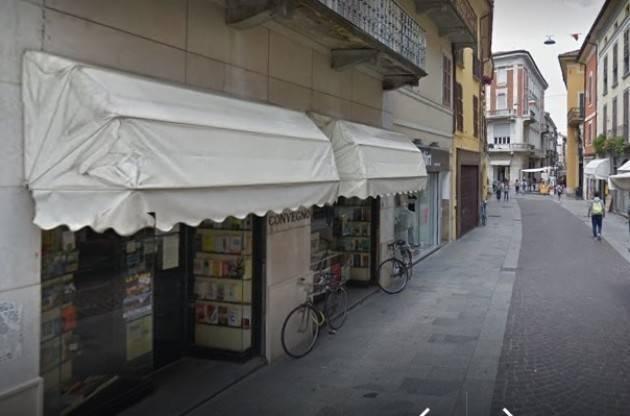 LIBRERIA DEL CONVEGNO Cremona   Presentazione libri  il 10/10  VISIONI PERIFERICHE e l'11/10  REPLAY DI MARCO GELMETTI