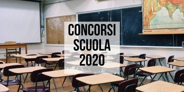 CNDDU  concorso dei docenti e Covid 19