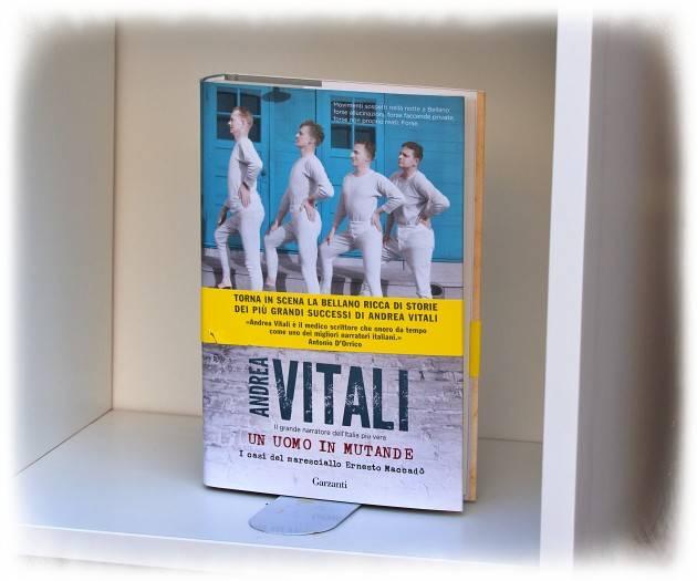 Volta Pagina Festival: il VIDEO della presentazione di Andrea Vitali.