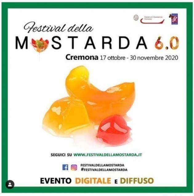 CREMONA  Fino al 30 Novembre, 2020 Festival della Mostarda 6.0, dalle strade della città all'online