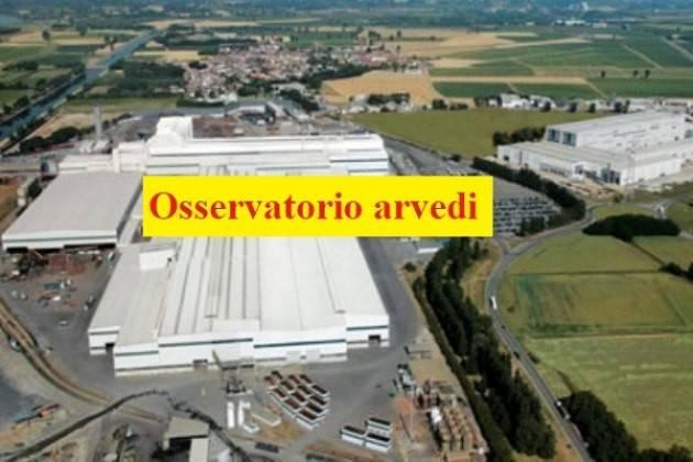 Cremona L'assessore Simona Pasquali convoca  l'Osservatorio Ditta Arvedi