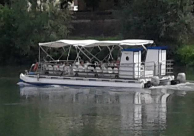 Assemblea anti-covid Gruppo Volontari Mura Pizzighettone tra cambiamenti e novità con distanziamento e mascherine