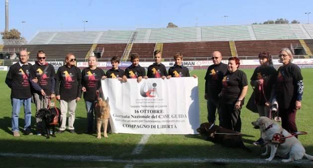 UICI Cremona  Il 16 Ottobre si celebra la Giornata Nazionale del Cane Guida.