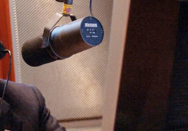 A processo lo speaker radio Proce