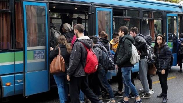 CORONAVIRUS: ONLIT (BALOTTA), LA SCUOLA NON DEVE CHIUDERE A CAUSA DI TRASPORTI INEFFICIENTI