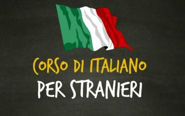 Integrazione Punto a Capo- 5 per mille e Corso di italiano per stranieri a Cabiate | Maurizio Cazzaniga