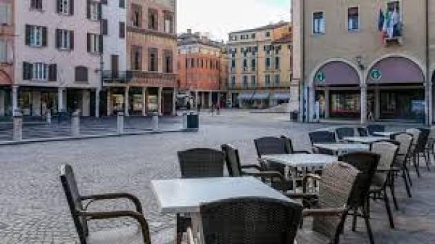 Cremona Ampliamento plateatici di bar e ristoranti concesso sino al 31 marzo  2021