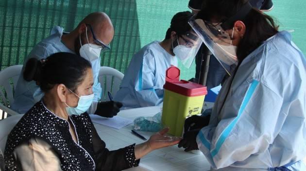 Come fare un tampone antigenico nei centri autorizzati dalla Regione Lazio?