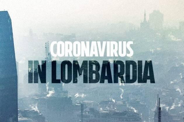 Degli Angeli (M5S Lombardia Effetto) Covid-19 in Lombardia, 1080 nuovi casi.