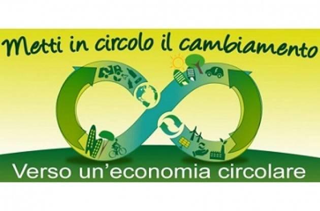 ECONOMIA CIRCOLARE: 4 WEBINAR DELL'AICS PER AVVIARE IL CAMBIAMENTO