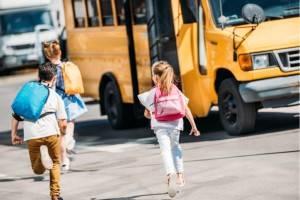 CNA  Per assicurare la scuola in presenza autobus privati e Van come scuolabus