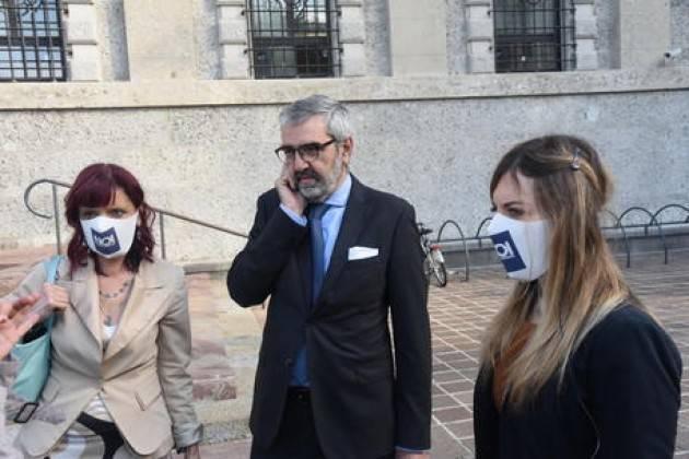 Da Comitato Bergamo altre 150 denunce