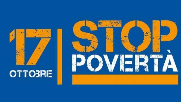 Il 17 ottobre ricorre la giornata internazionale contro la povertà, istituita dall'ONU | Alleanza povertà Cremona