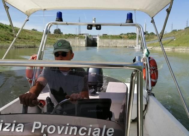 Piacenza Il Po è più sicuro La Regione Emilia-Romagna ha finanziato un innovativo progetto  della Polizia Locale Provincia