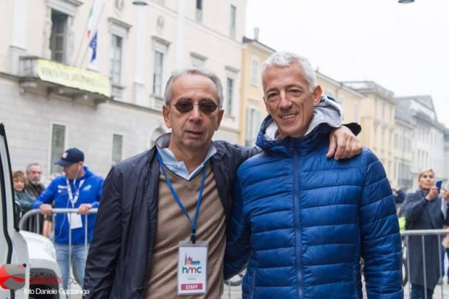 Michel Solzi: La maratonina di Cremona è nata dalla passione per lo sport e per l'amore verso la nostra città