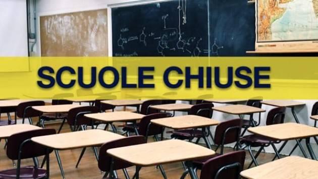 CNDDU Il Governatore De Luca ha fatto bene a chiudere le scuole fino al 30 ottobre