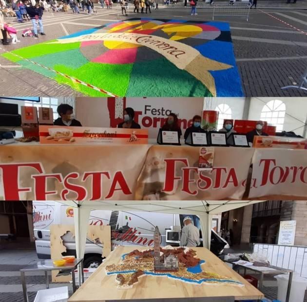 Anteprima Festa Torrone Cremona: troppa gente. Critiche social al Sindaco Galimberti per anticovid non rispettato