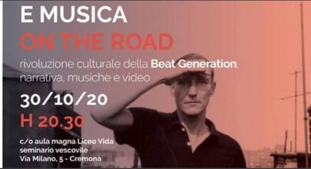 RINVIATA PER COVID Auser UNIPOP Cremona  E MUSICA ON THE ROAD il 30 ottobre