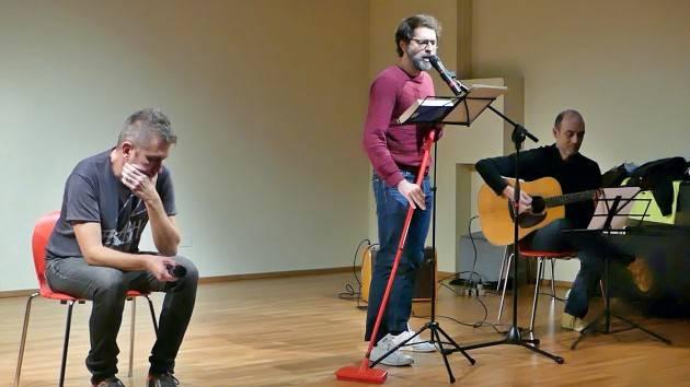EVENTI CASTELVERDE: il VIDEO dell'incontro con lo scrittore Andrea Cisi presso il Centro Culturale Agora'