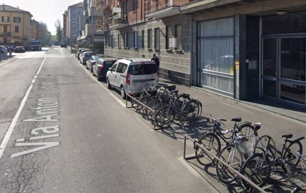 Crema  Levano ciclabili e le sostituiscono con parcheggi per auto [La Sinistra]
