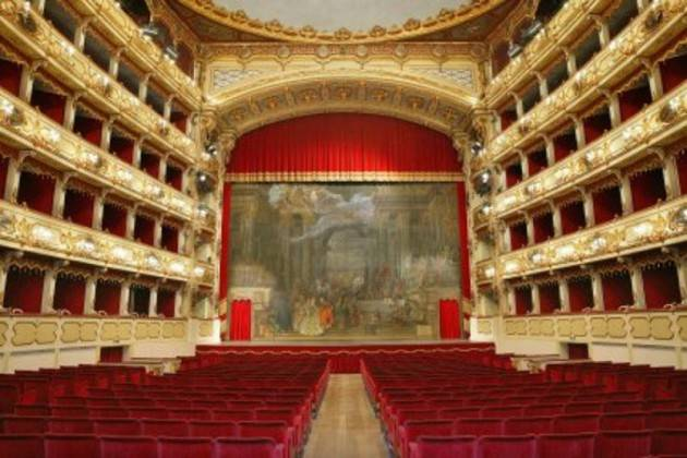 Cremona Teatro Ponchielli con #2021 Destinazionetauride, in scena il 28 ottobre (ore 20.30).