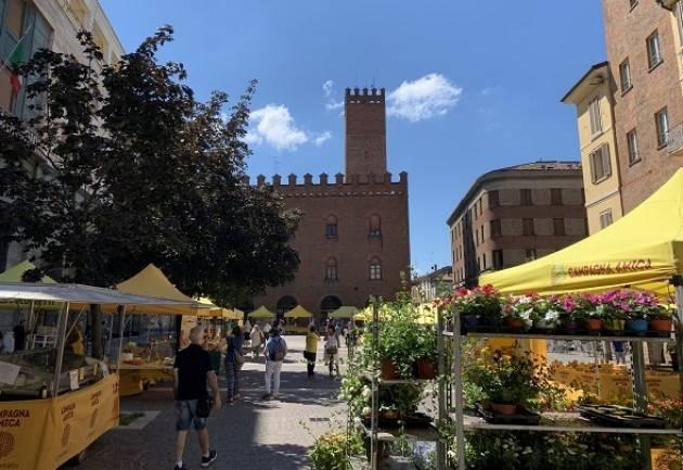 Cremona Coldiretti Campagna Amica, 'Sapori e colori d'ottobre' domenica in piazza Stradivari