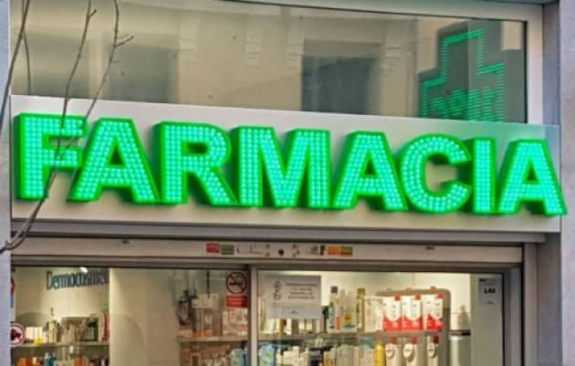 Covid: Cgil, Filcams e Fp, preoccupa ipotesi tamponi da medici di base e farmacie