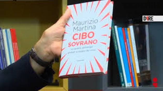 PD Cremona 'Cibo sovrano': presentazione del libro di Maurizio Martina in video-conferenza