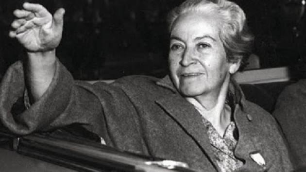 Vincenzo Montuori (CR)  ci presenta la poetessa cilena Gabriela Mistral