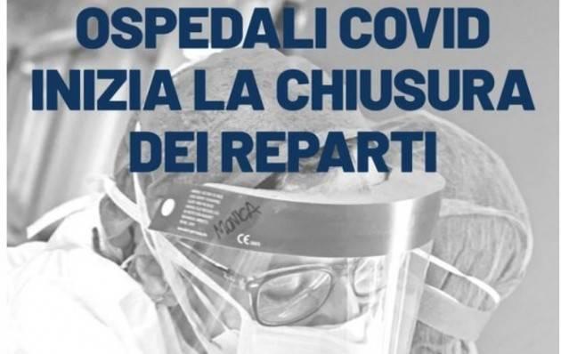 Marco Degli Angeli (M5S) OSPEDALI COVID. INIZIA LA RICONVERSIONE A CREMONA E CREMA