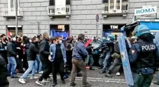 USIP-UIL : I gravissimi atti di violenza accaduti a Roma e Napoli sono da condannare duramente, senza ma e senza se.