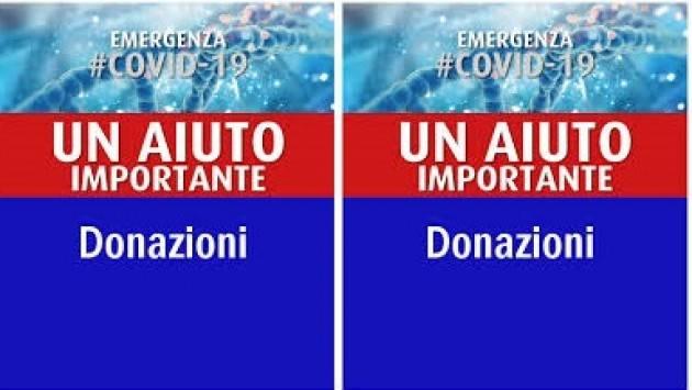 SANITA' LOMBARDIA – DONAZIONI COVID-19 Elisabetta Strada (LCE) Utilizzare quelle risorse