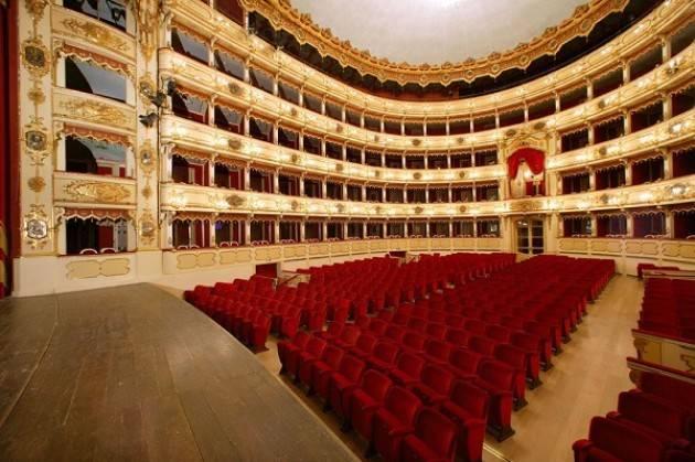 Sospesi tutti gli spettacoli previsti al Teatro Ponchielli dal 26 ottobre al 24 novembre