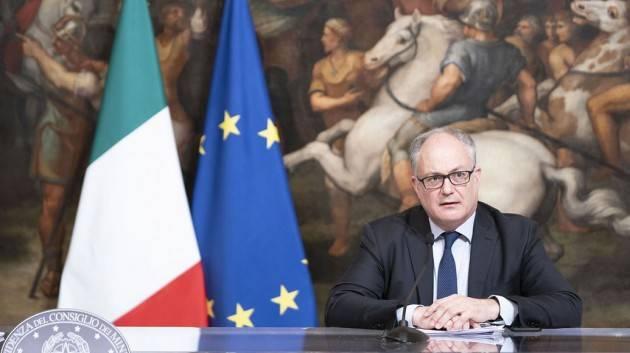 Nuovo DPCM, Gualtieri: ''Indennizzi entro metà novembre''