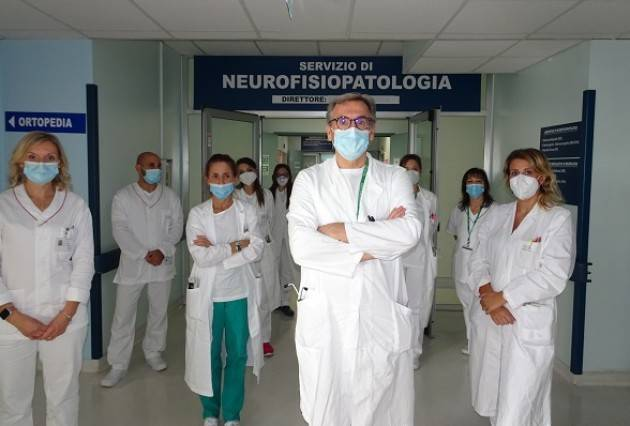 ASST DI CREMONA BRUNO CENSORI E' IL NUOVO PRIMARIO DI NEUROLOGIA