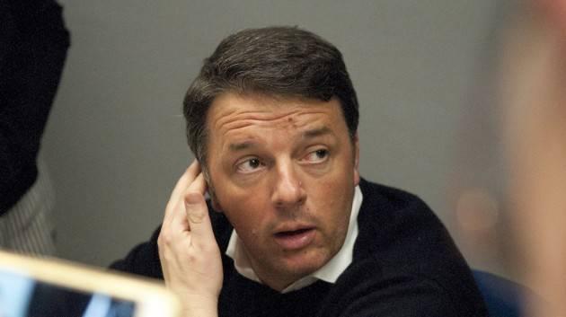 Renzi: ''Chiudere i ristoranti? Fa aumentare solo i disoccupati senza far calare i contagi''
