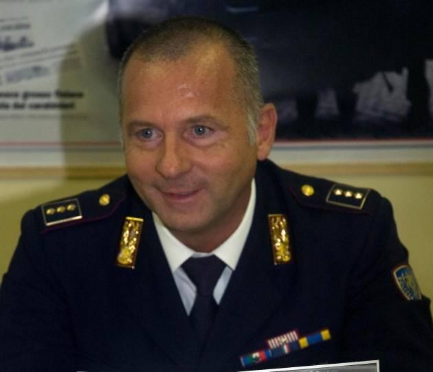 CREMA - RICOVERATO IN GRAVI CONDIZIONI IL COMANDANTE DELLA POLIZIASTRADALE