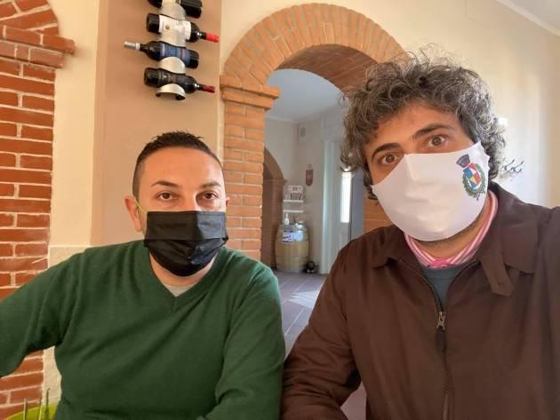 GERRE DE' CAPRIOLI: dal piatto di nutria, agli arancini siciliani per sostenere i ristoratori