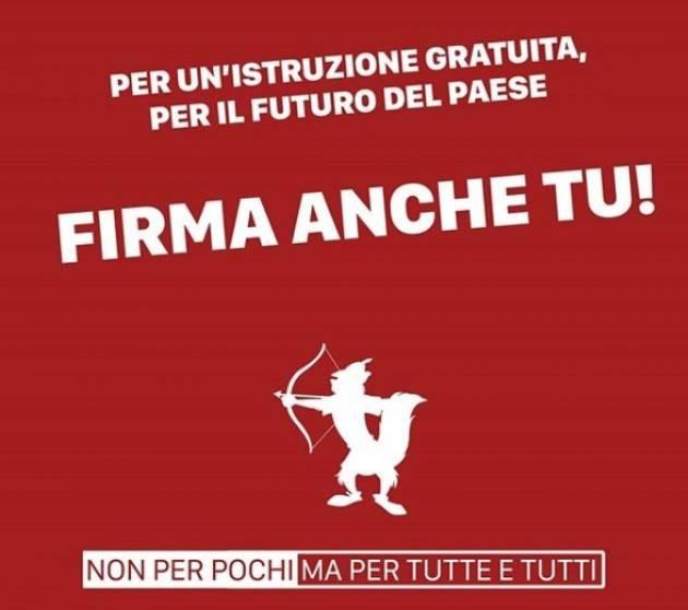 @istruzione.gratuita: FIRMA Petizione  ANCHE TU! LINK IN BIO| Retestudenti